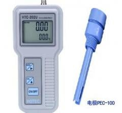The laboratory conductometers of liquid