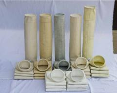 Aramid /  nomex fiber filter bags