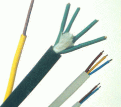 Cable and wires assembly