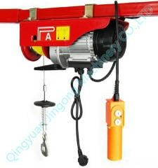 L Series Mini Eletric Hoist PA100-200