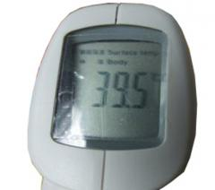 Infrared high-precision thermometers