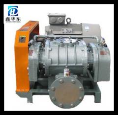 High pressure 3-lobe low noise ROOTS type BLOWER