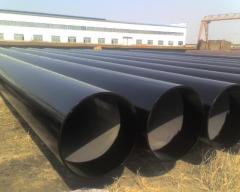 ASTM A53 ERW Steel Pipe for Structures