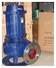 QW型污水提升泵(潜水式)