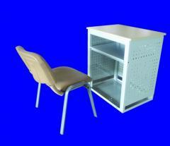 Desks for school laboratories