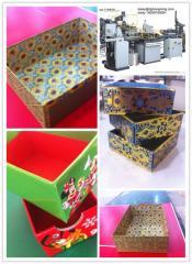 Automatic Rigid Box Making Line (HM-ZD600)