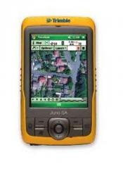 GPS receivers for gathering the cartographical