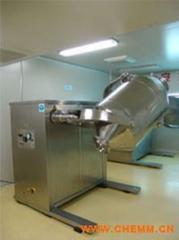 Tympanic pharmaceutical mixers