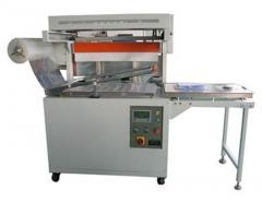 Machines for gluing of labels