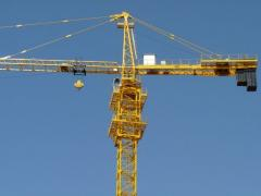 Latest 4t Tower Crane QTZ40 4808