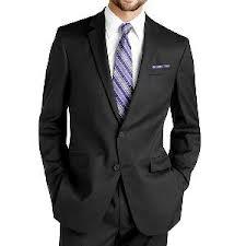 2 Buttons Slim Fit Business Suit (BNS005)