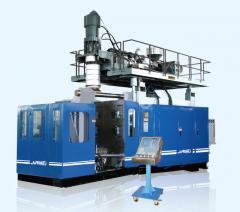 JWB120Z系列全自动节能型中空吹塑机