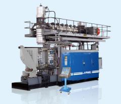 JWB200系列全自动节能型中空吹塑机