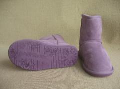 羊毛宝宝靴