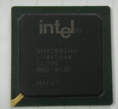 Memory microcircuit chips