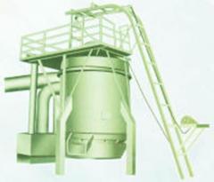 WLLK-90型煤气发生炉