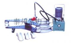 Pipe-bending hydro machine