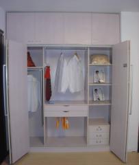 折叠门衣柜 W-02