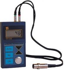 Thickness gauge, ultrasonic, magnetic