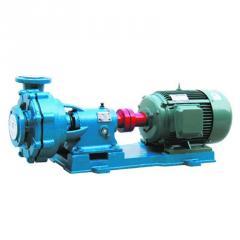 Horizontal gravel pumps