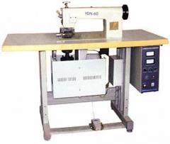 Machinery and equipment for ultrasonic welding of