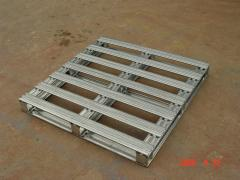 Double Face Steel Pallet