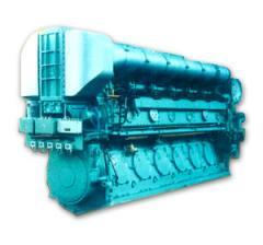 PC2重油发电机组