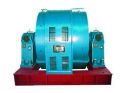 卧式水轮发电机组
