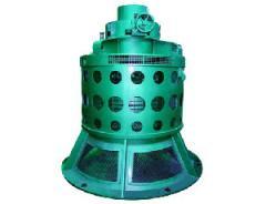 立式水轮发电机组
