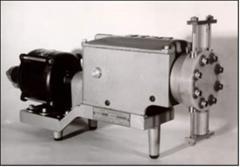 美国IDEX集团帕斯菲达(PULSAFEEDER)计量泵