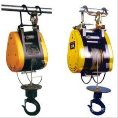 Winches, heavy, elecrtic