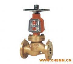 Flanged valves