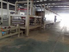 TL Horizontal impregnation drying production line