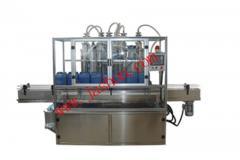 ZXR-6型润滑油灌装机