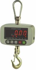 Scales crane electronic