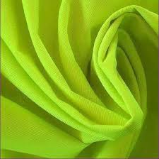 Poly Cotton Interwoven High Visibility Fabric