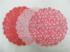 Round Paper Doilies 3914