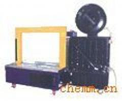 Equipment for binding pallets with polyprophylene