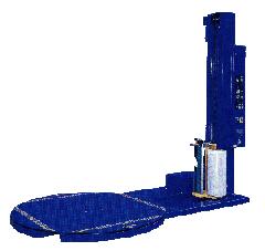 SM-1517 缠绕膜包装机