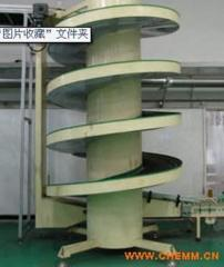 Vertical screw conveyors
