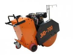 JHD-700D Cutting machine with long buddy diesel