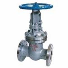 Valves return flanged
