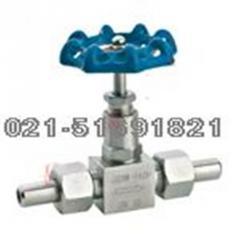 Needle valves
