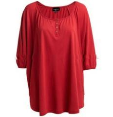 Red Cotton T-shrit