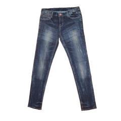 Women's woven jeans