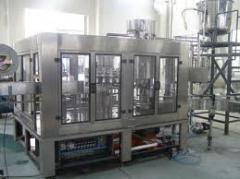Carton Milk Filling Machine