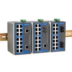 EDS-316 16口非网管型工业以太网交换机