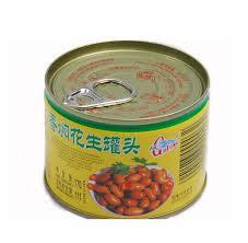 香焖花生罐头