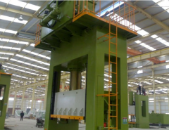 High performance hydraulic Multi-function Press