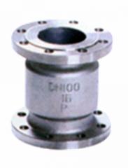 Stainless steel check valves